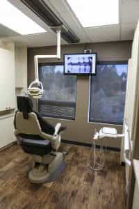 inside aspen springs dental Centennial Colorado
