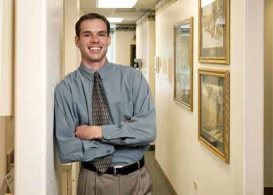 Dr. Landon Blatter, a Quality Dentist in Centennial, Colorado