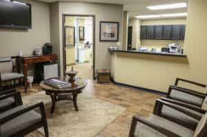 dental waiting area Centennial Colorado