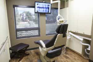 aspen springs dental interior office photo