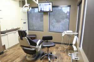 aspen springs dental interior room